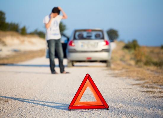 Las consecuencias de un accidente de tráfico en los niños