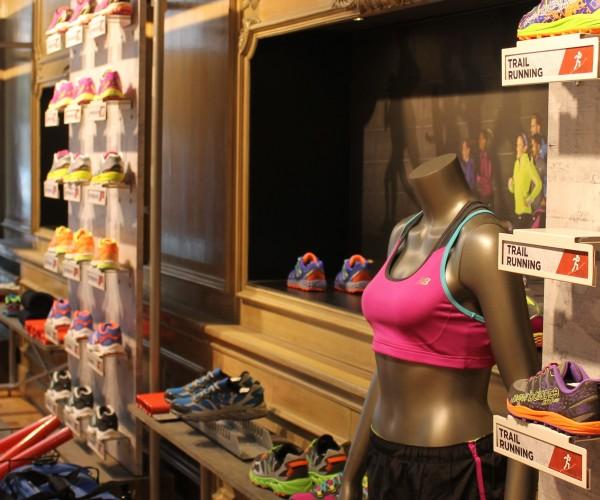 New Balance inaugura su segunda tienda en Madrid, un centro integral para el running